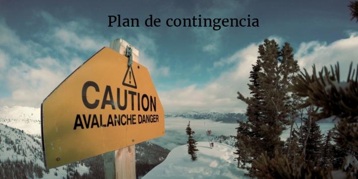 Plan de contigencia del plan de marketing